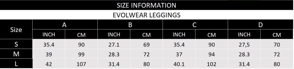 Size chart final